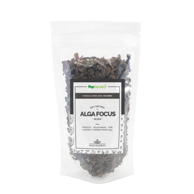 Alga Focus Pop House Alimentos
